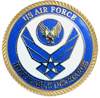 US Air Force Honorable Discharge